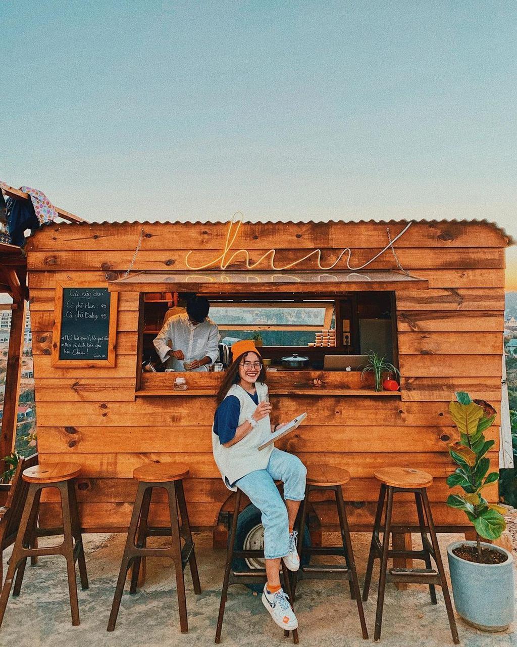 Những quán cà phê mới hút giới trẻ ở Đà Lạt Ảnh 7