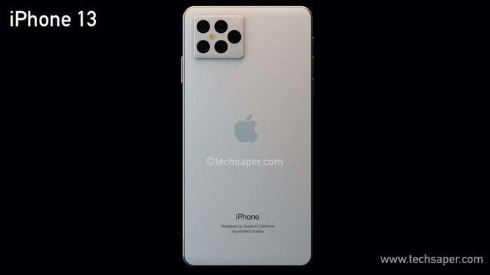 Cận cảnh iPhone 13 với thiết kế nam tính và cụm 5 camera sau đẹp nhức nhối Ảnh 2