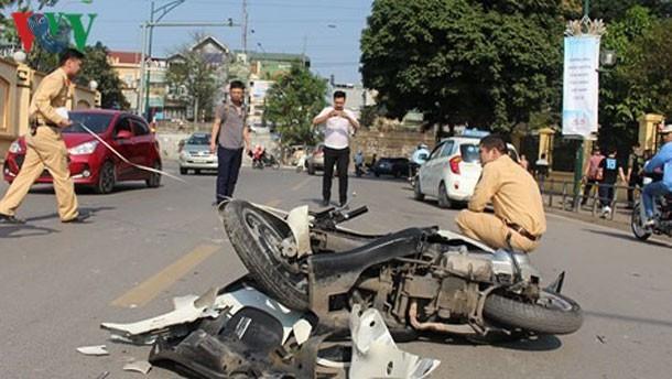 6 tháng qua, cả nước có 3.242 người chết vì tai nạn giao thông Ảnh 1