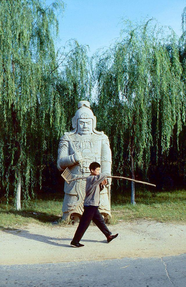 Hình ảnh mộc mạc về cuộc sống ở Trung Quốc những năm 1970 Ảnh 7