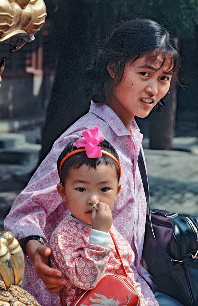 Hình ảnh mộc mạc về cuộc sống ở Trung Quốc những năm 1970 Ảnh 2