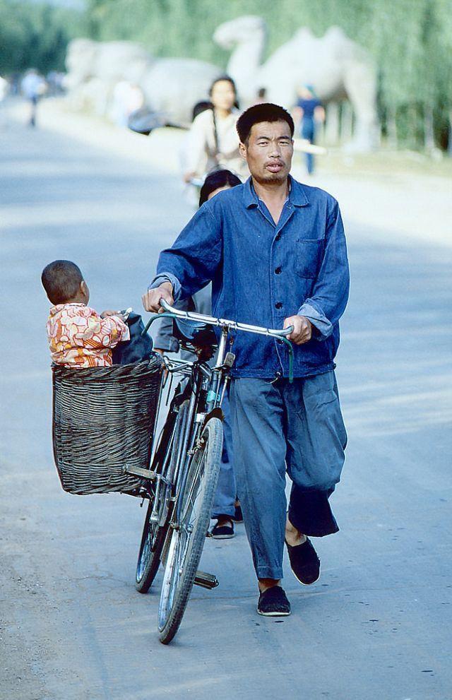 Hình ảnh mộc mạc về cuộc sống ở Trung Quốc những năm 1970 Ảnh 5