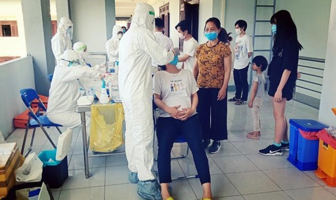 345 công dân trở về từ Nhật Bản âm tính với SARS-CoV-2 Ảnh 1