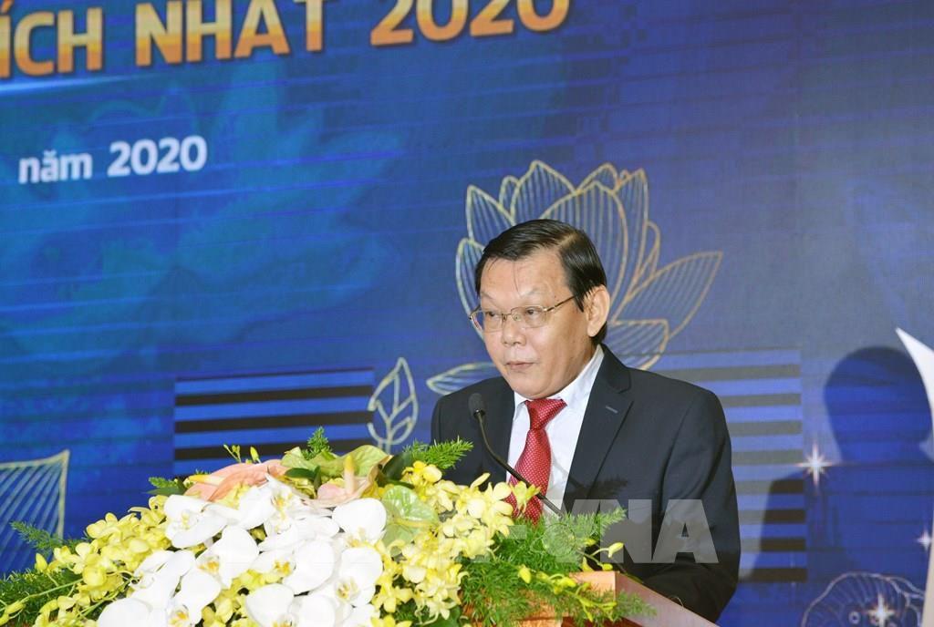 Trao giải thưởng Thương hiệu Việt được yêu thích nhất năm 2020 cho 30 doanh nghiệp Ảnh 2
