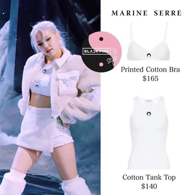 Black Pink 'tung' hơn 3,3 tỷ cho khâu váy áo trong MV mới Ảnh 12