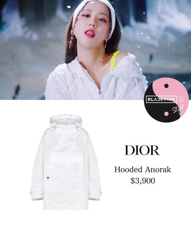 Black Pink 'tung' hơn 3,3 tỷ cho khâu váy áo trong MV mới Ảnh 9
