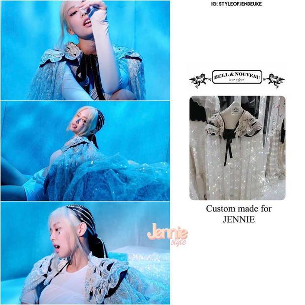Black Pink 'tung' hơn 3,3 tỷ cho khâu váy áo trong MV mới Ảnh 2