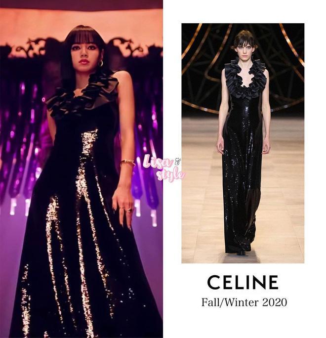 Black Pink 'tung' hơn 3,3 tỷ cho khâu váy áo trong MV mới Ảnh 7