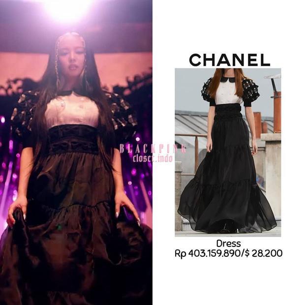 Black Pink 'tung' hơn 3,3 tỷ cho khâu váy áo trong MV mới Ảnh 3