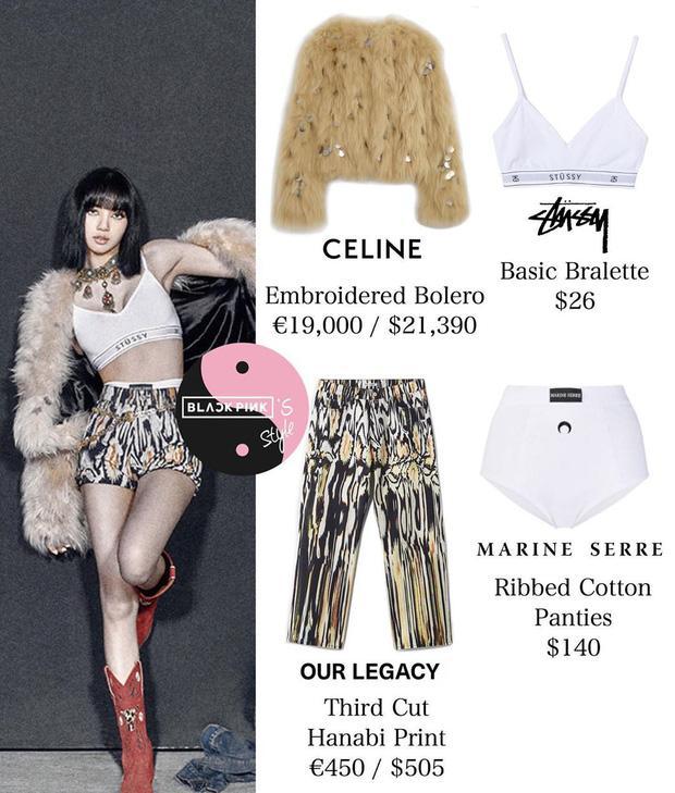 Black Pink 'tung' hơn 3,3 tỷ cho khâu váy áo trong MV mới Ảnh 5