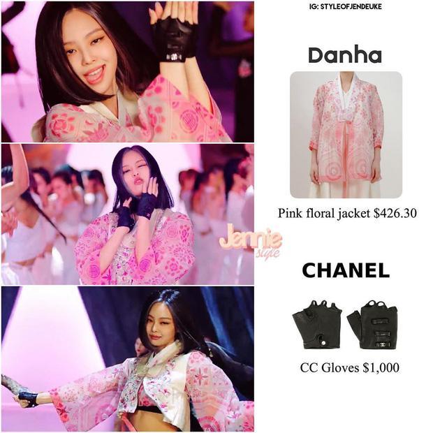Black Pink 'tung' hơn 3,3 tỷ cho khâu váy áo trong MV mới Ảnh 4