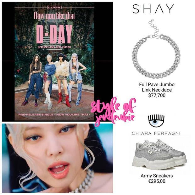 Black Pink 'tung' hơn 3,3 tỷ cho khâu váy áo trong MV mới Ảnh 1