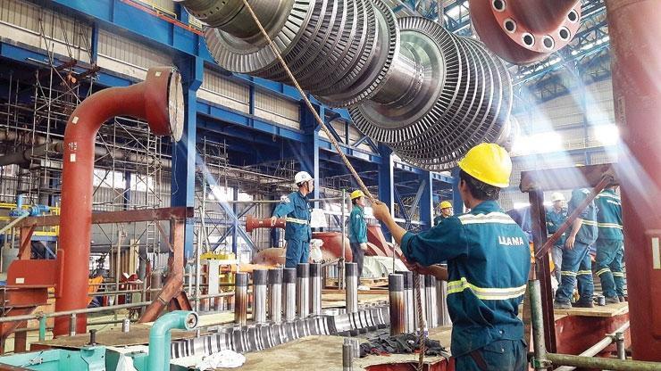 Giải pháp tối ưu công tác vận hành chạy thử thiết bị dự án Điện lực Dầu khí Thái Bình 2 Ảnh 1