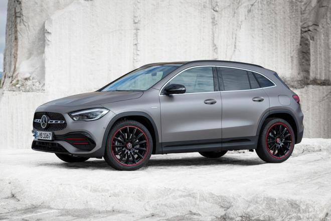 Tiết lộ giá của Mercedes-Benz GLA 2021 Ảnh 1