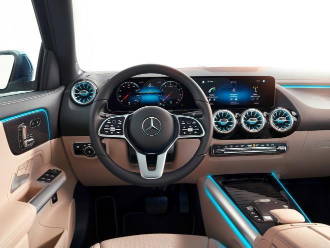 Tiết lộ giá của Mercedes-Benz GLA 2021 Ảnh 2