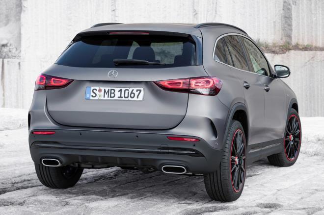 Tiết lộ giá của Mercedes-Benz GLA 2021 Ảnh 3