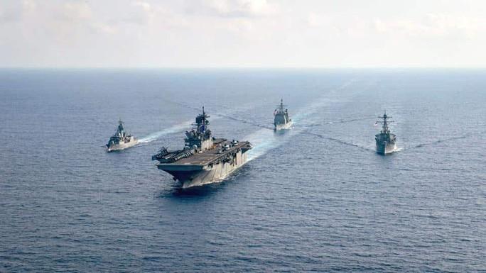 Ngoại trưởng Mỹ: Biển Đông không phải 'đế chế hàng hải' của Trung Quốc Ảnh 1