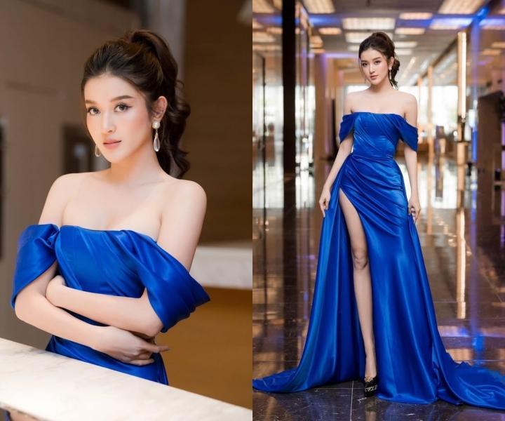 Mai Phương Thúy, Khánh Vân mặc vest thanh lịch Ảnh 5