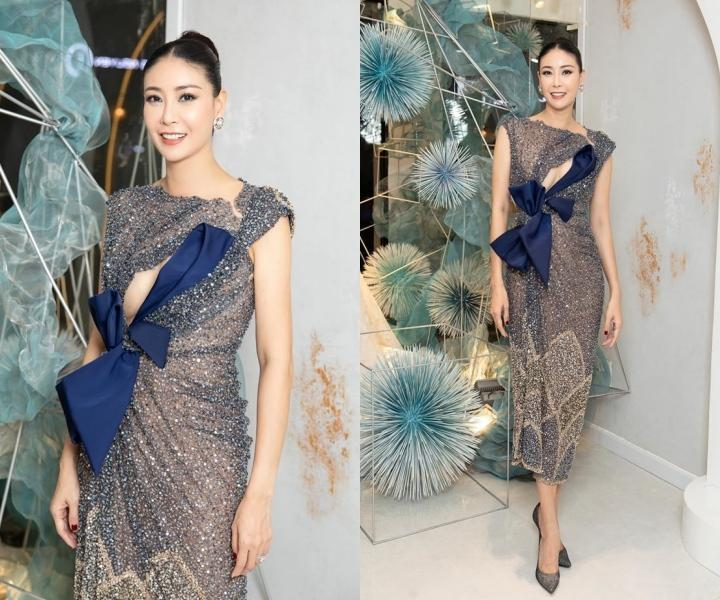 Mai Phương Thúy, Khánh Vân mặc vest thanh lịch Ảnh 4
