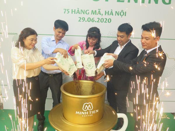 Minh Tiến Coffee - Hành trình quảng bá nâng tầm cà phê Việt Ảnh 3