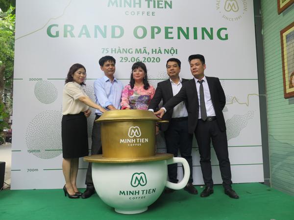 Minh Tiến Coffee - Hành trình quảng bá nâng tầm cà phê Việt Ảnh 2