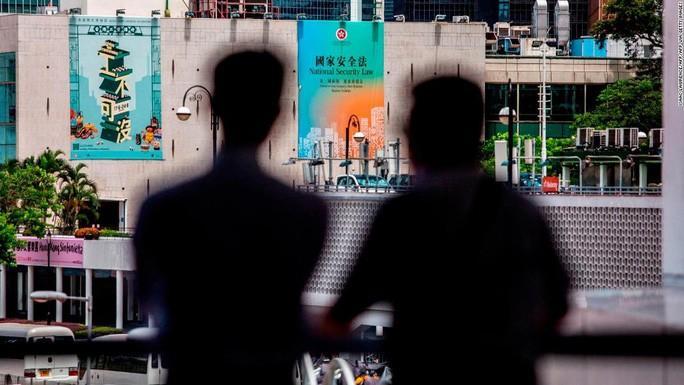Trung Quốc tuyên bố phản đòn Mỹ về vấn đề Hồng Kông Ảnh 1