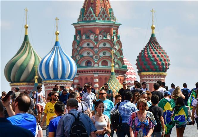 Nga xem xét cấp thị thực 5 năm cho du khách Ảnh 1