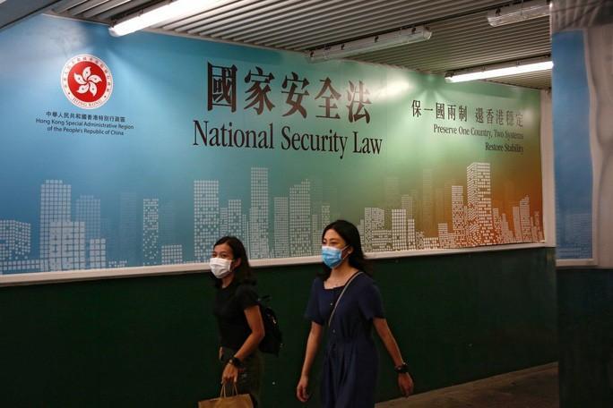 Trung Quốc chính thức thông qua luật an ninh Hồng Kông Ảnh 1