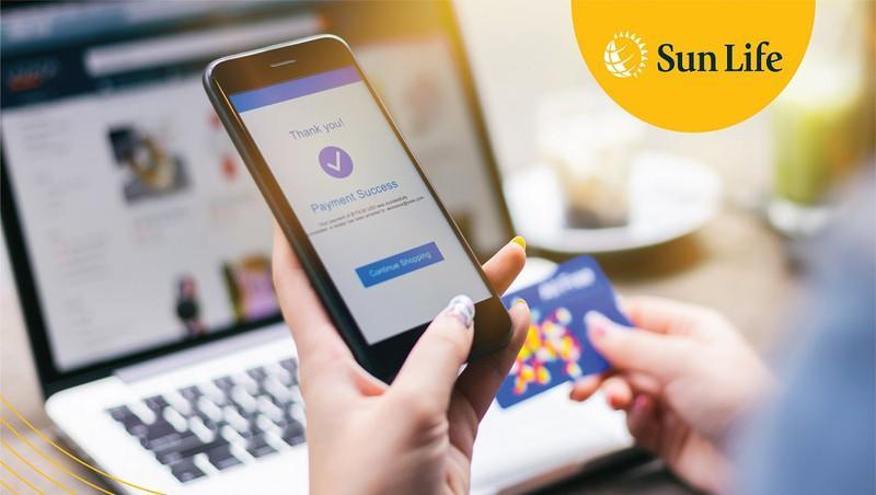 Sun Life Việt Nam khuyến khích Khách hàng thanh toán phí bảo hiểm không dùng tiền mặt Ảnh 2