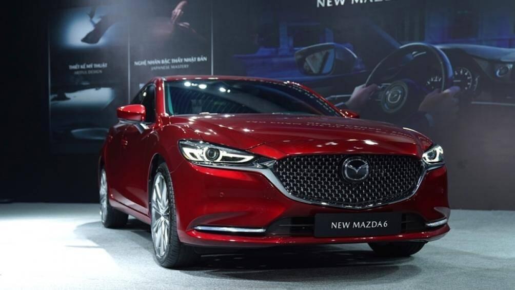 New Mazda6 bản cao cấp nhất có giá 1,049 tỷ đồng Ảnh 2