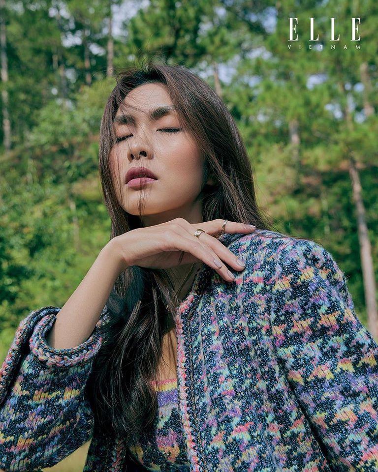 Tăng Thanh Hà khoe thần thái đỉnh cao, xứng danh 'ngọc nữ' trong bộ ảnh chụp tại Đà Lạt Ảnh 5