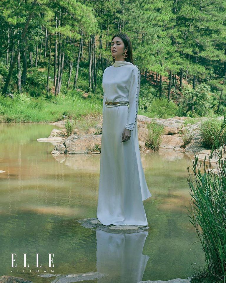 Tăng Thanh Hà khoe thần thái đỉnh cao, xứng danh 'ngọc nữ' trong bộ ảnh chụp tại Đà Lạt Ảnh 9