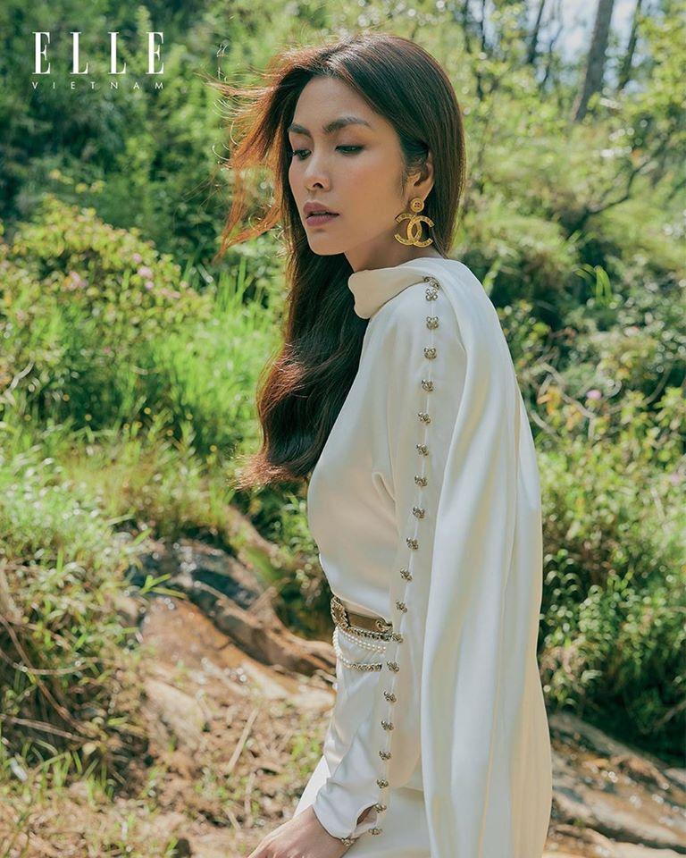 Tăng Thanh Hà khoe thần thái đỉnh cao, xứng danh 'ngọc nữ' trong bộ ảnh chụp tại Đà Lạt Ảnh 8