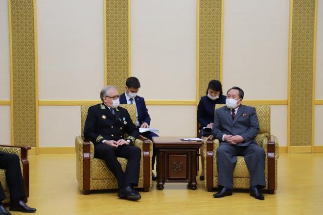 Đại sứ Nga tiết lộ về nội tình lãnh đạo cấp cao ở Triều Tiên Ảnh 1