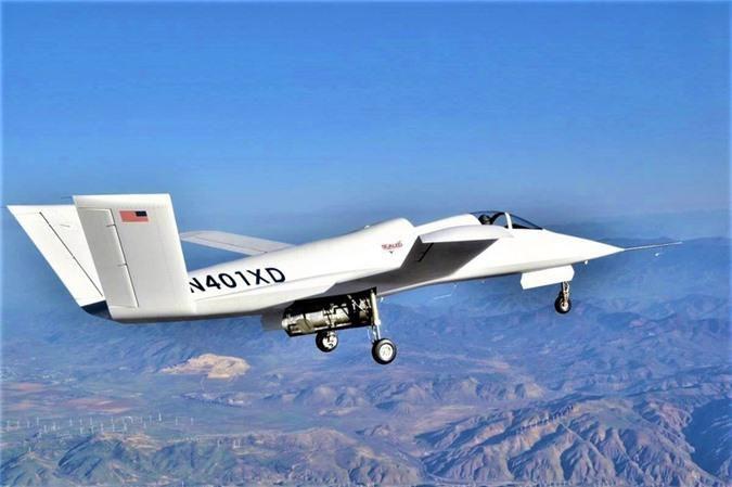 Những đồn đoán về hai máy bay mới Mỹ bí mật thử nghiệm Ảnh 1