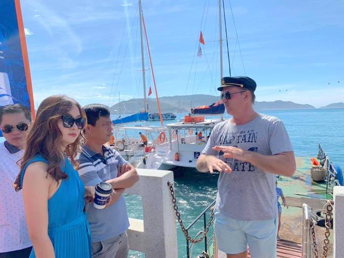 Khảo sát tour thuyền buồm trên vịnh Nha Trang Ảnh 1