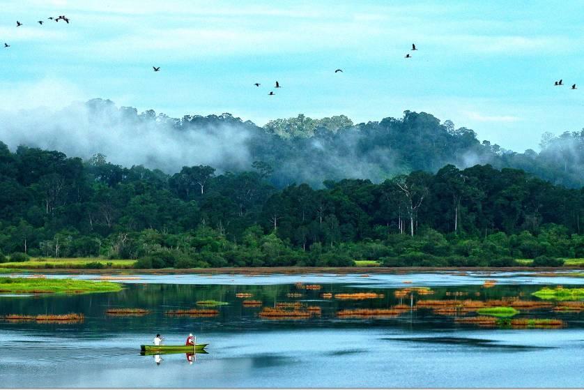 Lý thú Vườn quốc gia Nam Cát Tiên Ảnh 1