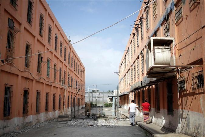Bàn thờ tử thần trong nhà tù nguy hiểm bậc nhất Mexico Ảnh 4