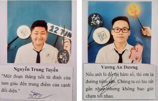 'Mở rộng tầm mắt' với bộ ảnh kỷ yếu 'chẳng giống ai' nhưng lại siêu tiết kiệm của học sinh Quảng Ninh Ảnh 5