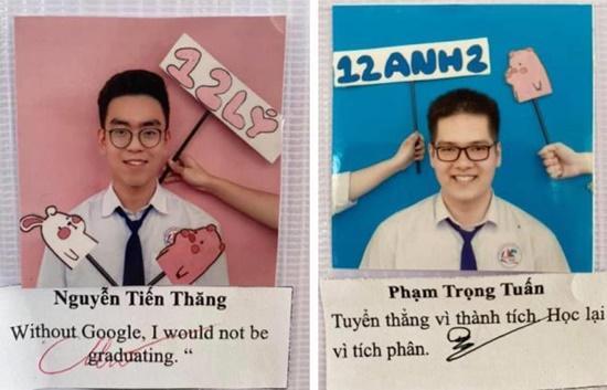 'Mở rộng tầm mắt' với bộ ảnh kỷ yếu 'chẳng giống ai' nhưng lại siêu tiết kiệm của học sinh Quảng Ninh Ảnh 6