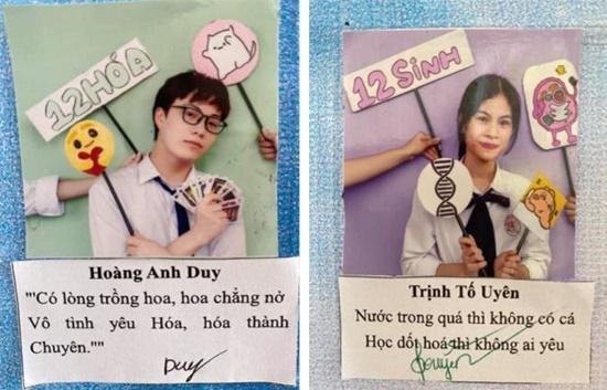 'Mở rộng tầm mắt' với bộ ảnh kỷ yếu 'chẳng giống ai' nhưng lại siêu tiết kiệm của học sinh Quảng Ninh Ảnh 9