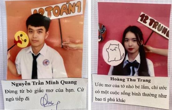 'Mở rộng tầm mắt' với bộ ảnh kỷ yếu 'chẳng giống ai' nhưng lại siêu tiết kiệm của học sinh Quảng Ninh Ảnh 7