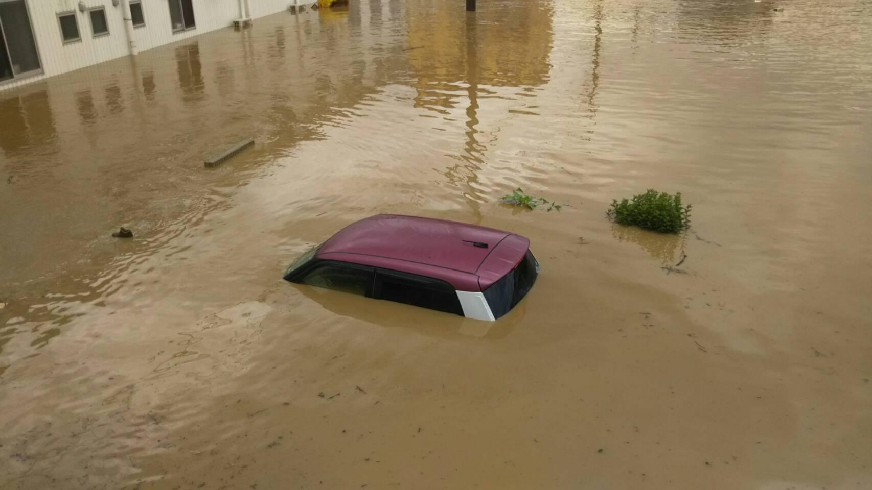 Hàng vạn người Nhật phải sơ tán do mưa lũ Ảnh 5
