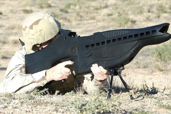 Khám phá những loại vũ khí 'bất thường' nhất thế giới Ảnh 10