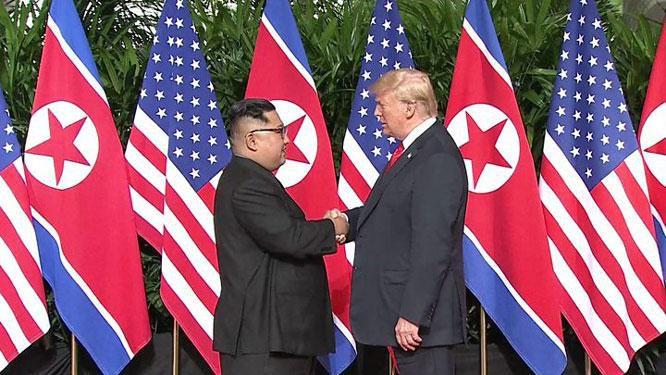 Triều Tiên tuyên bố không đối thoại với Mỹ Ảnh 1