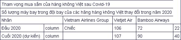 Máy bay thế giới ế ẩm, hàng không Việt mạnh tay mua sắm Ảnh 2