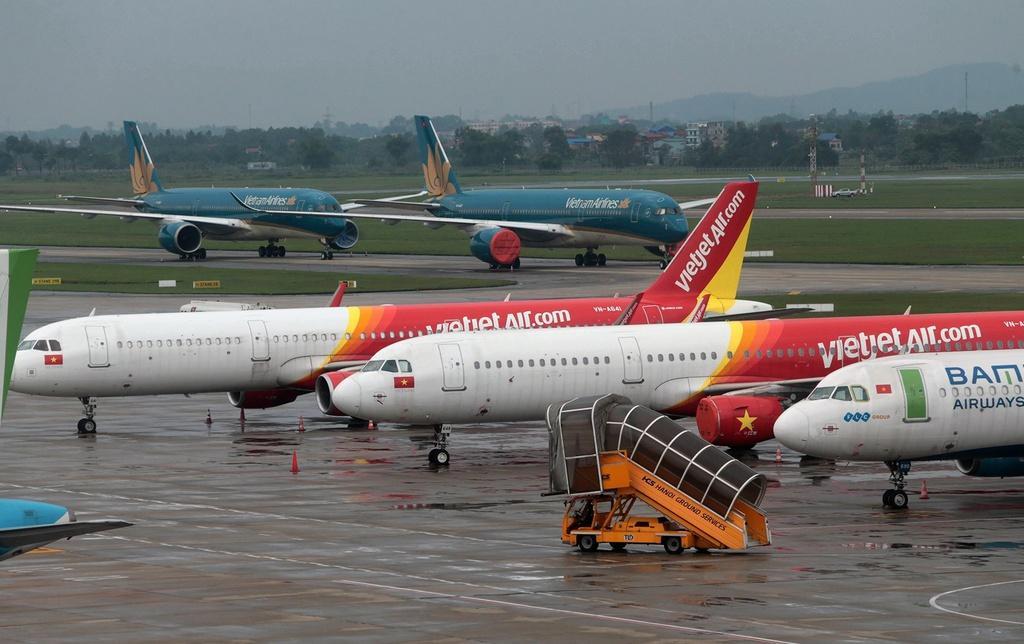 Máy bay thế giới ế ẩm, hàng không Việt mạnh tay mua sắm Ảnh 1