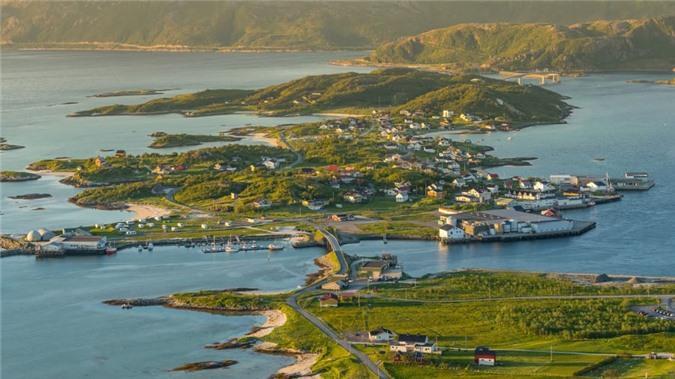 Đảo Na Uy muốn trở thành nơi đầu tiên trên thế giới 'không có thời gian' Ảnh 1