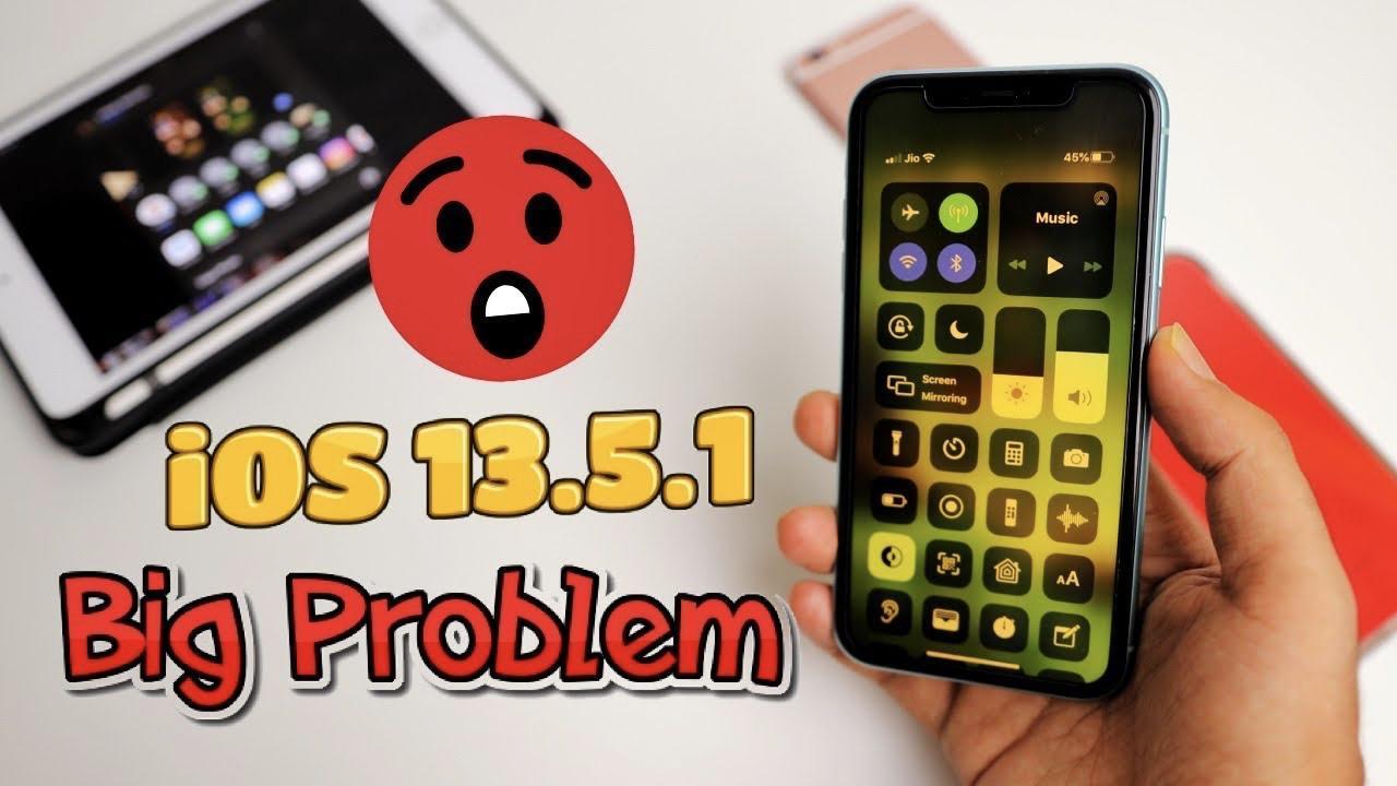 Nhiều iPhone gặp lỗi hao pin nghiêm trọng khi cập nhật iOS 13.5.1 Ảnh 2