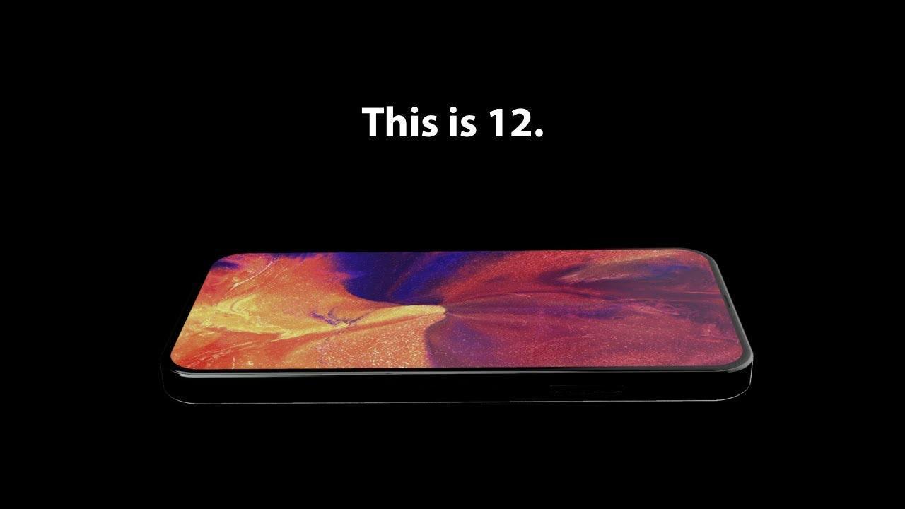 iPhone 12 5.4 inch lần đầu lộ diện, 'khoe dáng' cực ngầu bên iPhone SE và iPhone 7 Ảnh 1
